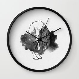 Unkown destiny. Wall Clock