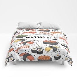 WASSAP B? Comforters