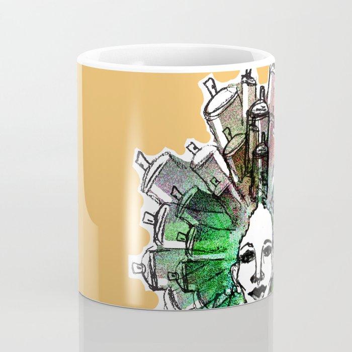 Paint the town Coffee Mug