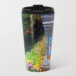 Traditional domestic cross Travel Mug