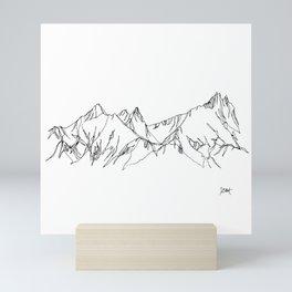 Spring Thaw Mini Art Print