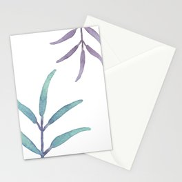 Plants for Nora Stationery Cards