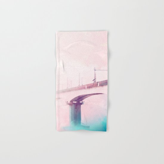 The Bridge to Heaven #society #decor #buyart Hand & Bath Towel
