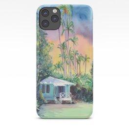 Dreams of Kauai Plantation Cottage iPhone Case