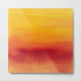 Abstract No. 185 Metal Print