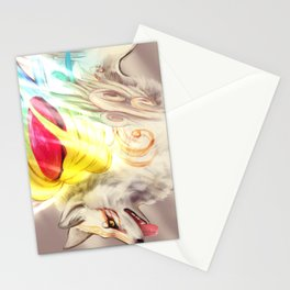 White Light Majesty Stationery Cards