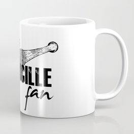 Lucille - I'm a Lucille fan - Pop Culture - Zombies Coffee Mug