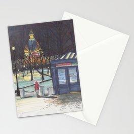 Park Street Station Stationery Cards