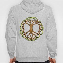 World Tree (Yggdrasil) Knot Hoody