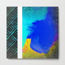 Abstractions Metal Print