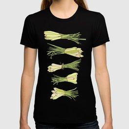 Lemongrass in Pink T-shirt