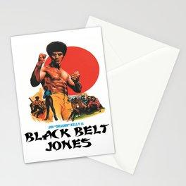 Black Belt Jones Stationery Cards