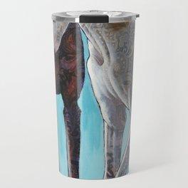 Paisley Paws de Deux Travel Mug