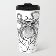 Common Octopus | Senjiro Nakata Metal Travel Mug