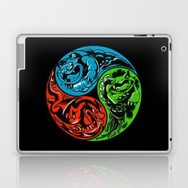 POKéMON STARTER: THREE ELEMENTS Laptop & iPad Skin