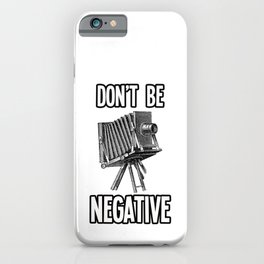 Hobby Photographer Gift Vintage Photography T-shirt iPhone Case