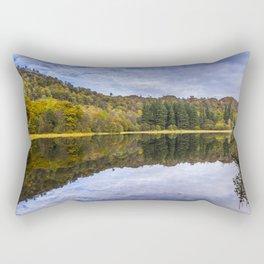 Colours of Autumn. Rectangular Pillow