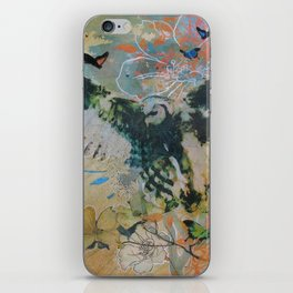 Bubo Capensis iPhone Skin