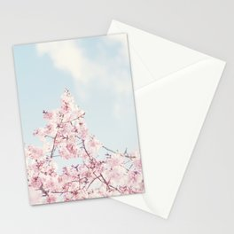 Spring melody Stationery Cards