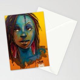 Afro Brazilian Stationery Cards