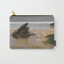 Fistral Beach, Newquay, Cornwall, England United Kingdom Carry-All Pouch