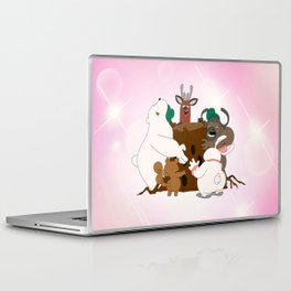 The Magic Tree (Peepoodo) Laptop & iPad Skin
