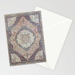 Haj Jalili Tabriz Persian Rug Print Stationery Cards