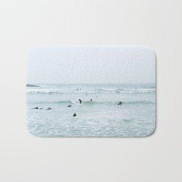 Tiny Surfers Lima, Peru 2 Bath Mat