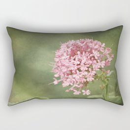 Pom Pom Landscape Rectangular Pillow