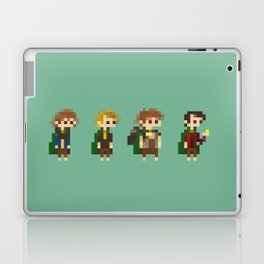 Frodo, Sam, Pippin and merry Laptop & iPad Skin