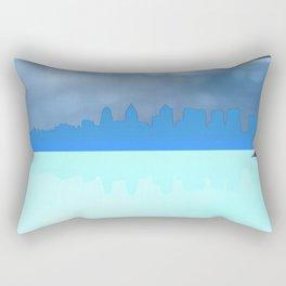 Fly:Horizon Rectangular Pillow