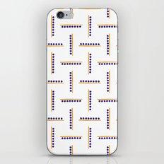 Berry Maze iPhone & iPod Skin