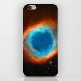 Eye Of God - Helix Nebula iPhone Skin