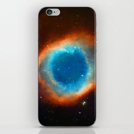 Eye Of God - Helix Nebula iPhone Skin