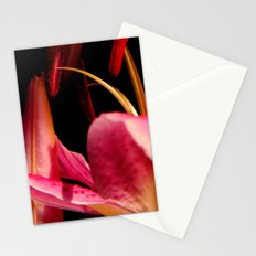 lone lily Stationery Cards
