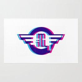 metro illusions - 3D Rug