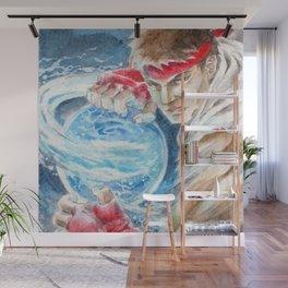 HADOUKEN! Wall Mural