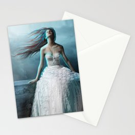 Lost forever Stationery Cards
