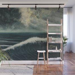 Sea Lion Coast Wall Mural