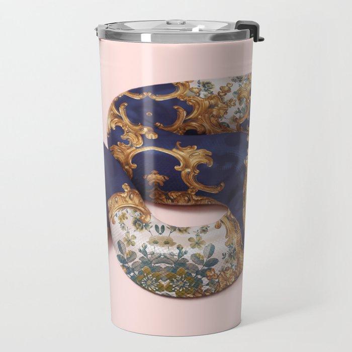 BAROQUE SNAKE Travel Mug