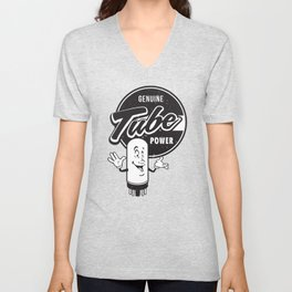 Genuine Tube Power Unisex V-Neck