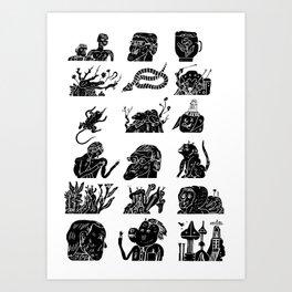 flflf Art Print