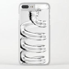 Laboratory glassware Clear iPhone Case