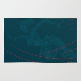 Kunoichi Rug