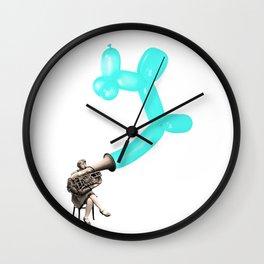 Supercalifragilisticexpialidocious! Wall Clock