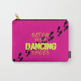 Dancing Shoes Carry-All Pouch