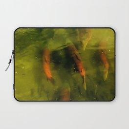 Sockeye Salmon at Potter Marsh Laptop Sleeve