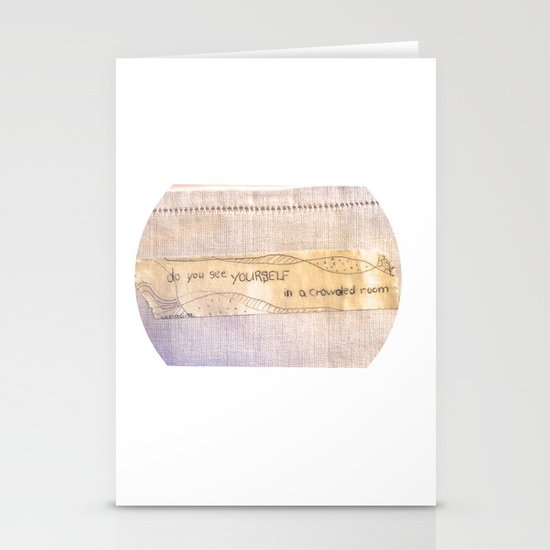 yourself Stationery Cards