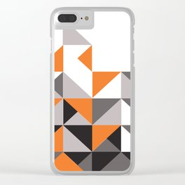 Adscititious No. 2 Clear iPhone Case