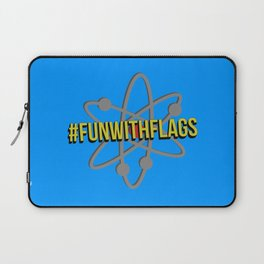 Fun With Flags Laptop Sleeve